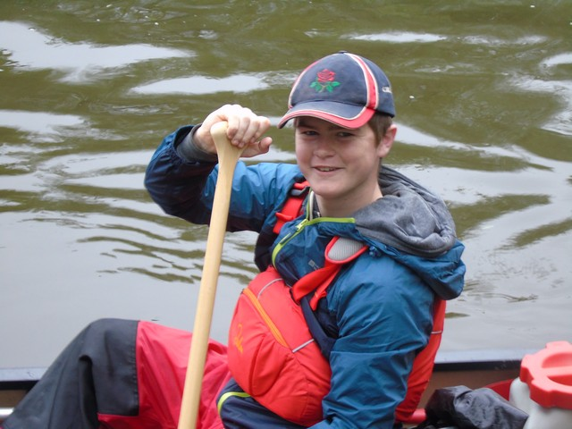 24th June - Silver DofE canoeing live