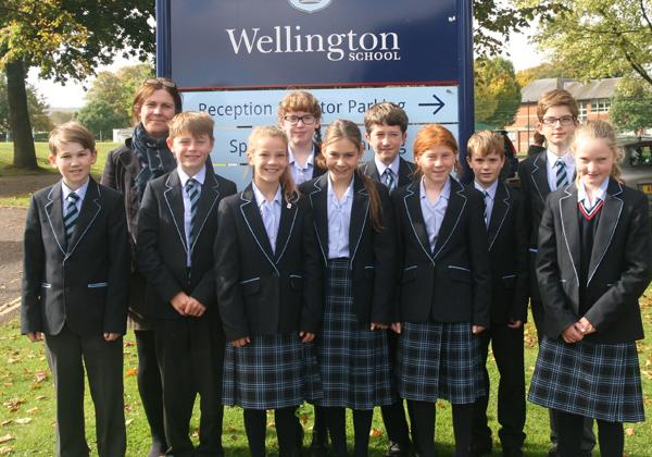 Uniform - Wellington School